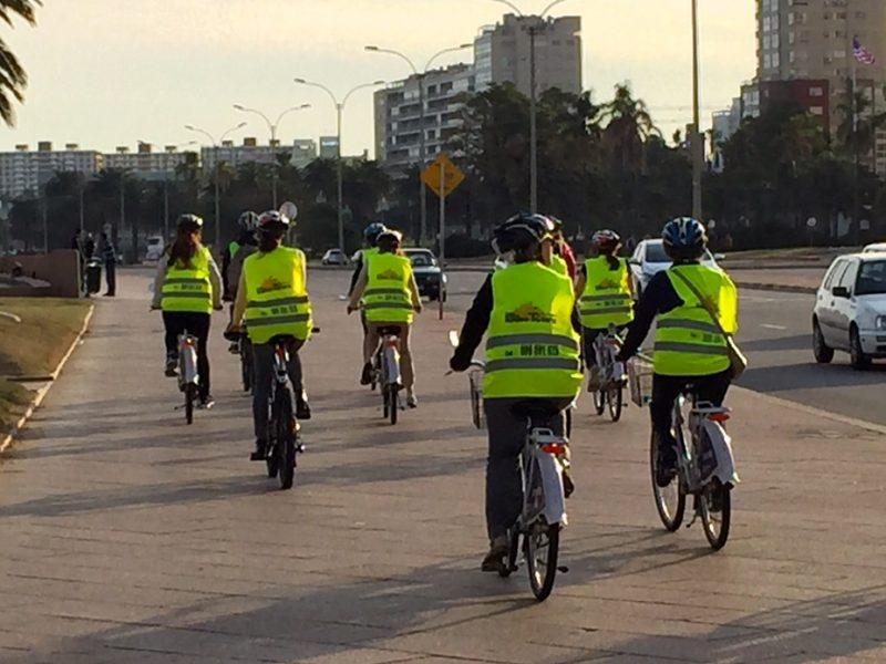 Bike Tour Montevideo – Pocitos – Carrasco